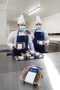 Léon et Marcel Livraison de plats frais